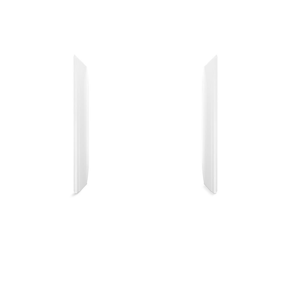 STORE+ 30 in. W x 60 in. H 2-Piece Direct-to-Stud Alcove
