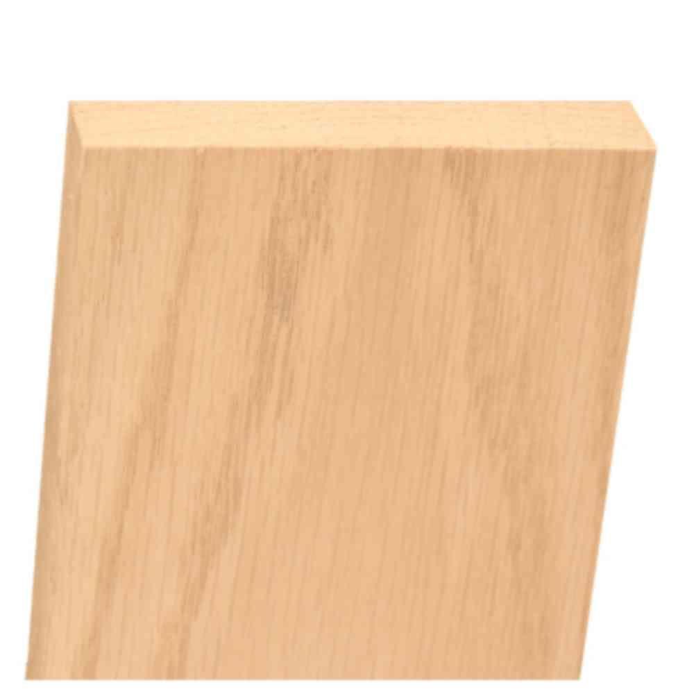 1 in. x 2 in. x 6 ft. Pine Square Edge Select Board