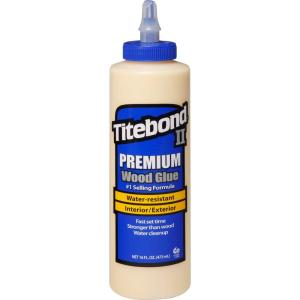 II 16 oz. Premium Wood Glue