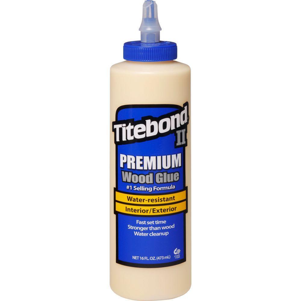 II 16 oz. Premium Wood Glue