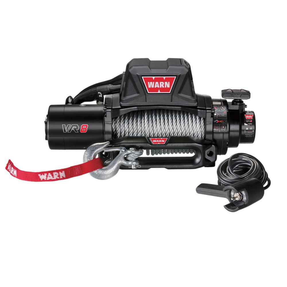 VR8 8,000 lb. Winch