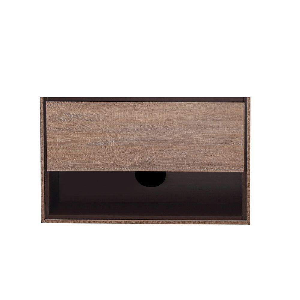 vanity cabinet only in restored khaki