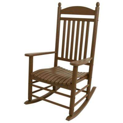 Jefferson Teak Patio Rocker