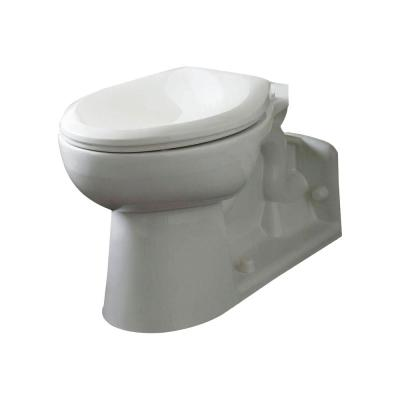 Yorkville Elongated Pressure-Assisted Toilet Bowl Only in White