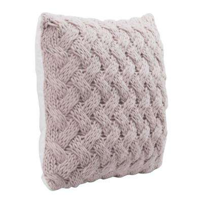 Irma Dusty Pink Decorative Pillow