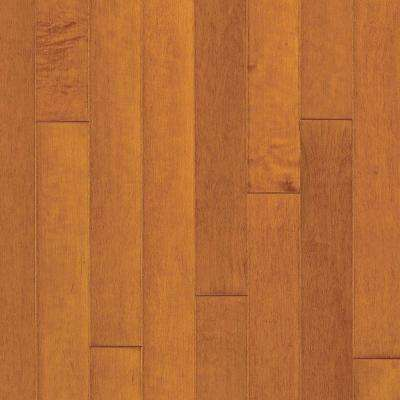 Cinnamon Maple 3/8 in. Thick x 5 in. Wide x Varying Length Engineered Hardwood Flooring (22 sq. ft./case)