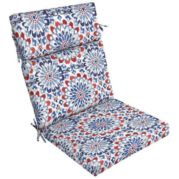 Arden Selections 21 In X 44 In Clark Outdoor Dining Chair Cushion Th1f713b D9z1 The Home Depot