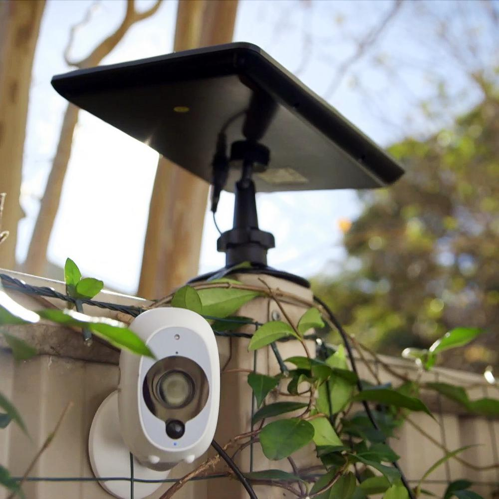 Lot of 2 Swann SWWHD-INTSTD-GL Outdoor Mounting Stand for Smart Security Camera