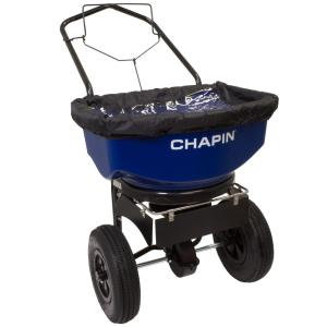 Chapin 80 lb. Capacity Residential Broadcast Salt and Ice Melt Spreader by Chapin