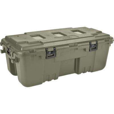 108 Qt Sportsman Trunk Olive Green