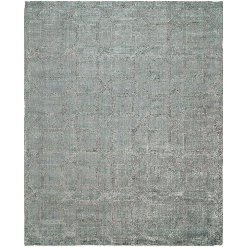 Kalaty Avalon Crystal Blue 6 Ft X 9 Area Rug