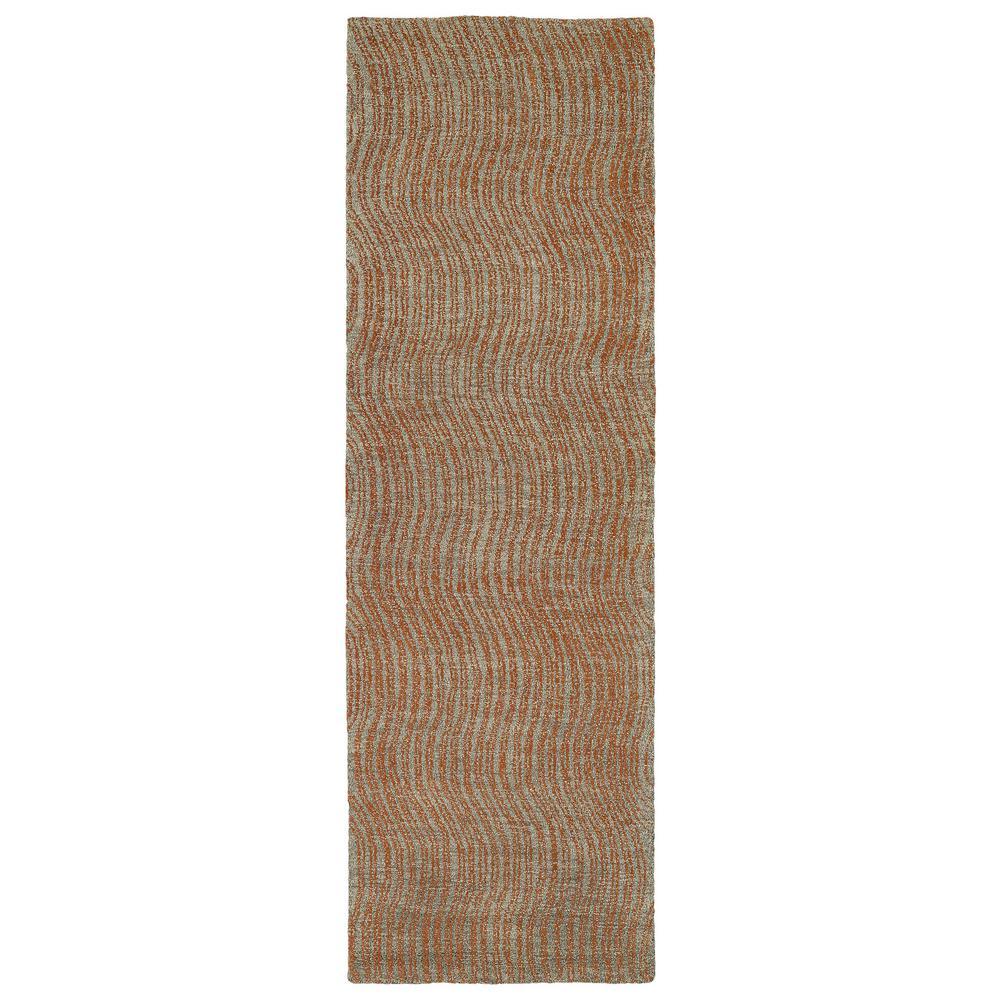 Textura Paprika 3 ft. x 8 ft. Runner Rug