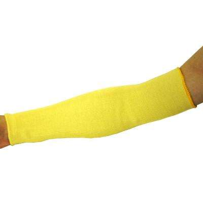100-Percent Kevlar Cut Resistant Sleeve 18 in. Long without Thumb Hole
