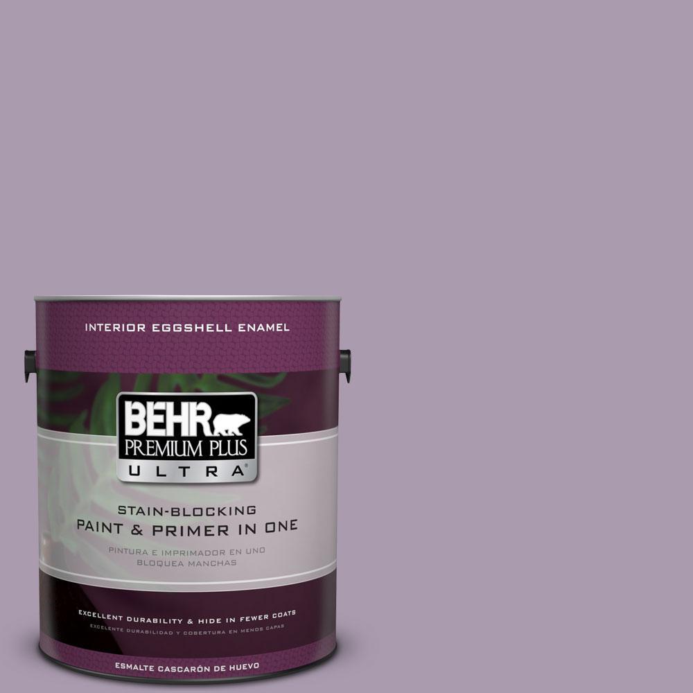 BEHR Premium Plus Ultra 1-gal. #PPU16-12 Charm Eggshell Enamel Interior Paint