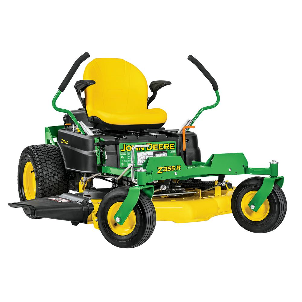 John Deere Z355R 48 in  22 HP Gas Dual Hydrostatic Zero-Turn Riding Mower