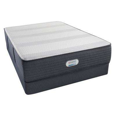 Platinum Hybrid Crescent Valley Luxury Firm Cal King Mattress Set
