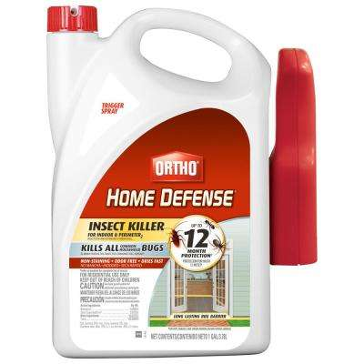 Home Defense Max 1 Gal  Ready-to-Use Perimeter and Indoor Insect Killer