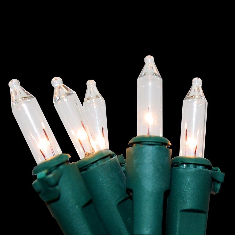 200-Light Clear Mini String Lights
