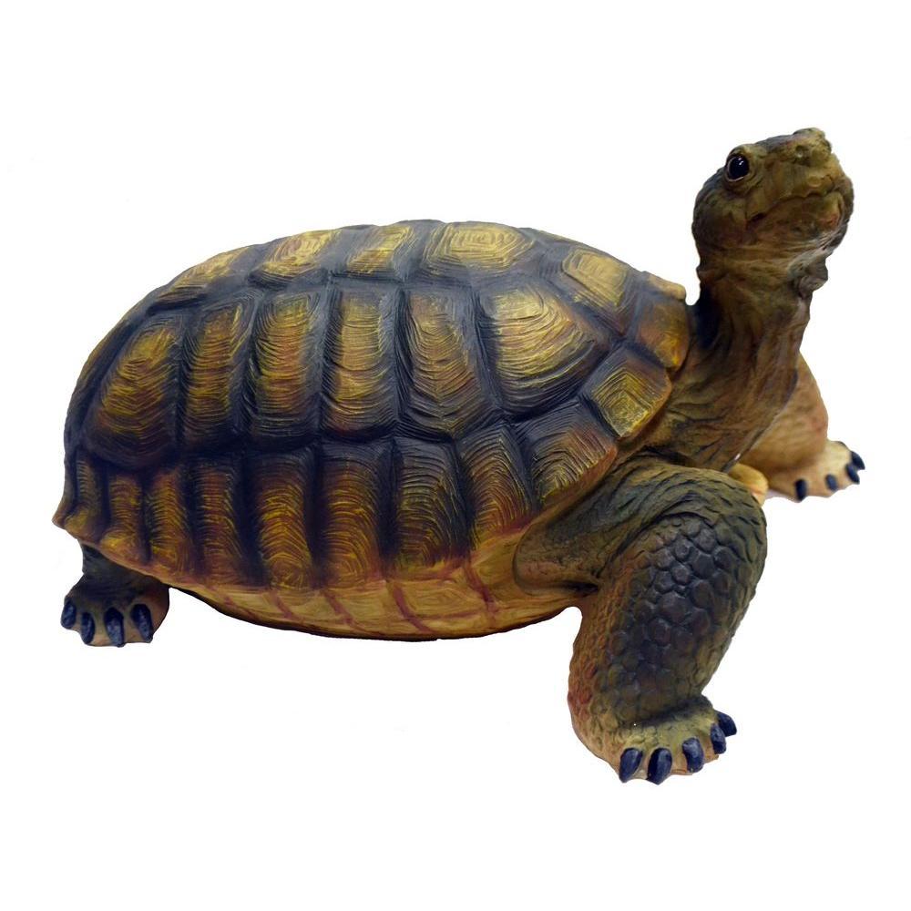 8-1/2 in. Turtle Garden Statue