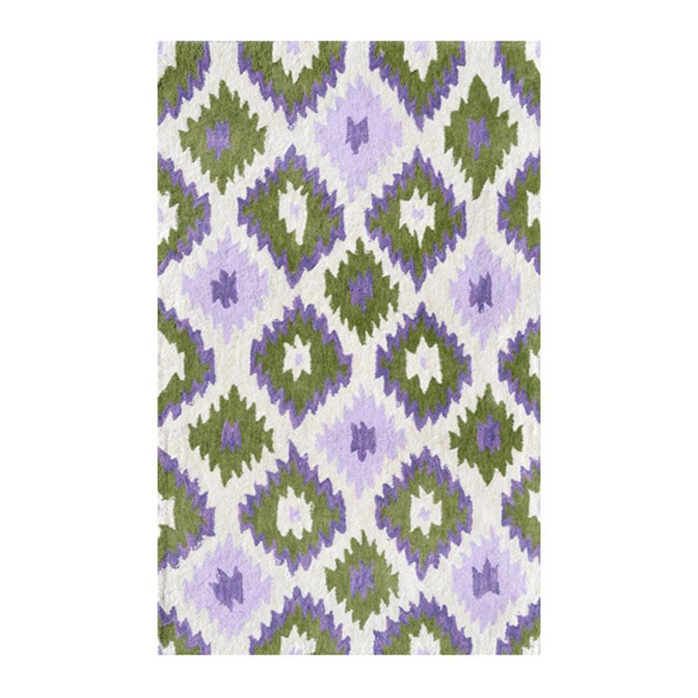 Ikati Lavender 3 ft. x 5 ft. Indoor Area Rug