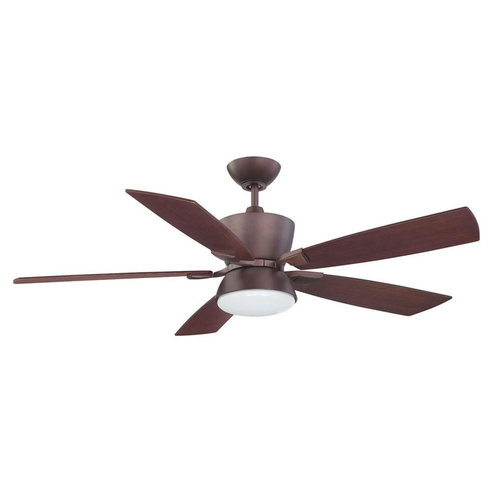 Sahara Fans Bennington 52 In Bronze Ceiling Fan 10021