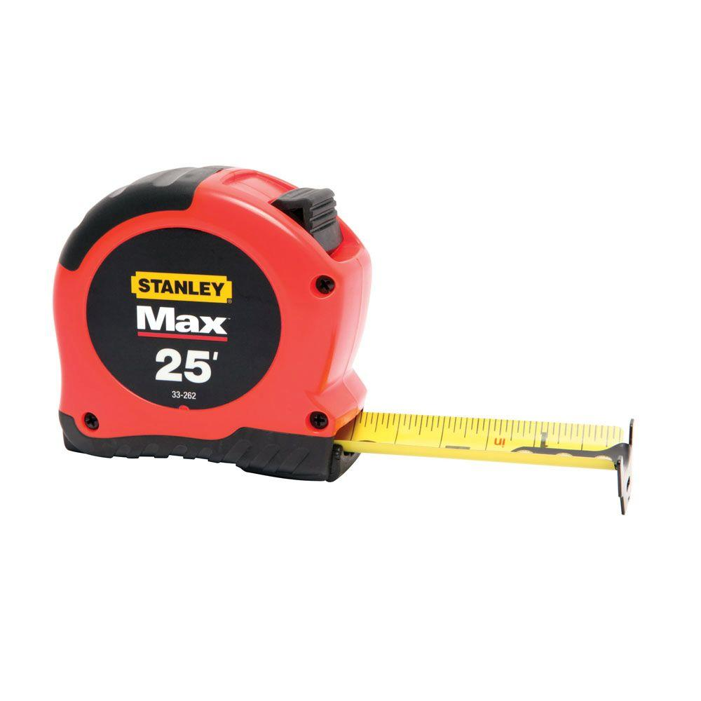 null 25 ft. Max Tape Measure