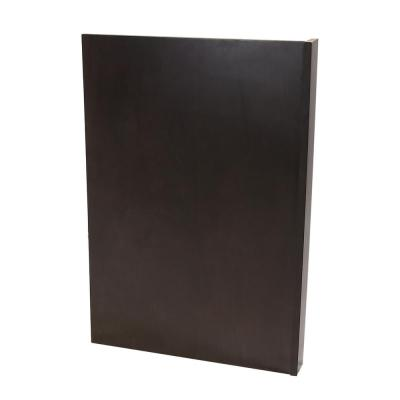 Brookings 24 in. x 34.5 in. Cabinet Dishwasher End Panel in Espresso