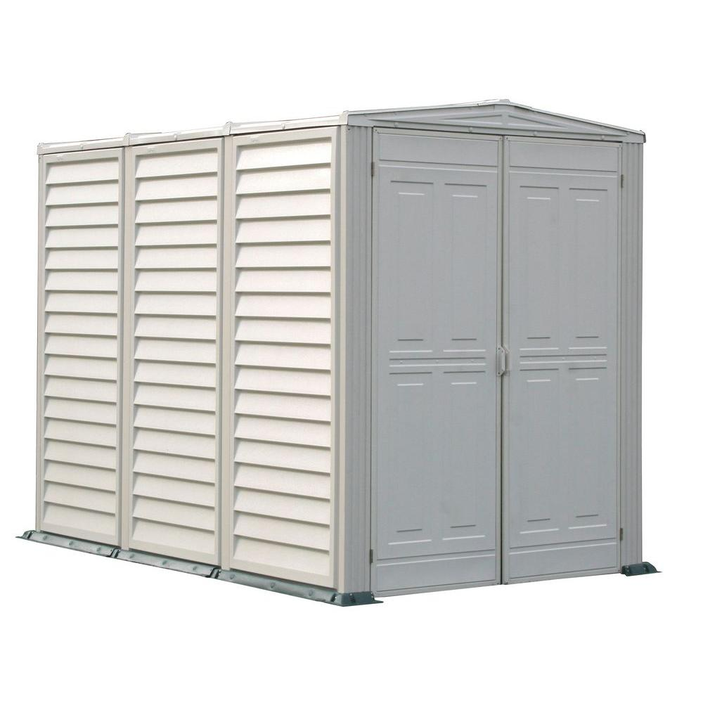Duramax Building Products Yardmate 5 ft. x 8 ft. Storage Shed with Floor