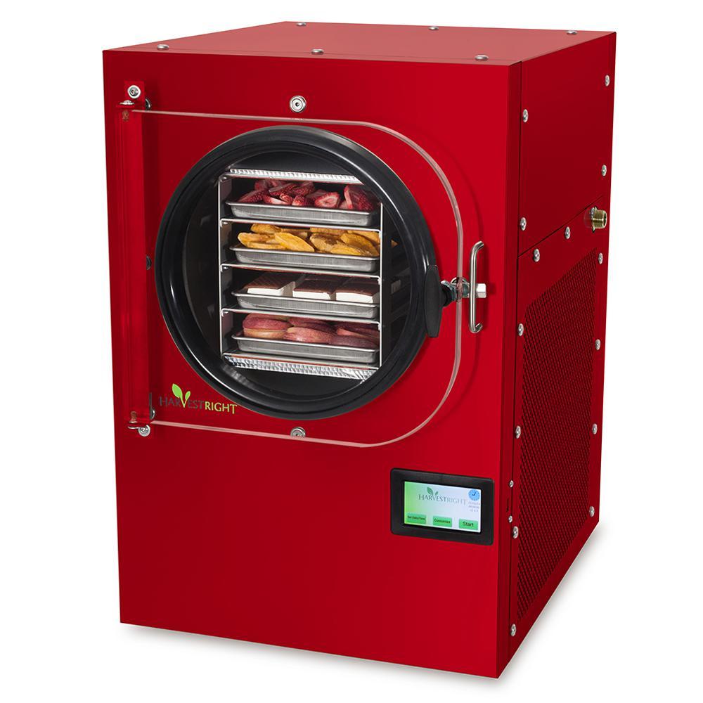 Medium Freeze Dryer Red with Mylar Starter Kit