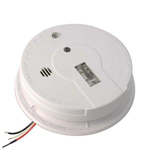 firex hardwire smoke detector with 9v battery backup and front load rh homedepot com Firex Smoke Alarm Replacement Firex Smoke Alarm 120 1182