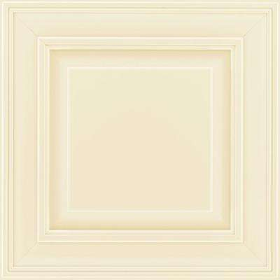 14-9/16x14-1/2 in. Cabinet Door Sample in Savannah Painted Silk