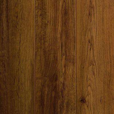 Dark Oak 12 mm Thick x 4-3/4 in. Wide x 47-17/32 in. Length Laminate Flooring (11 sq. ft. / case)