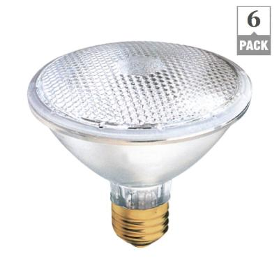 TriGlow 39-Watt PAR30 Reflector 10-Degree Angle E26 Base Clear Halogen Light Bulb
