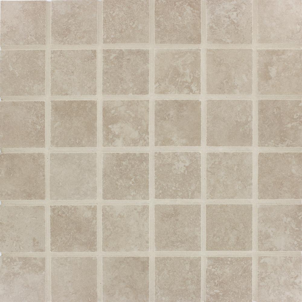 Ms international travertino beige 12 in x 12 in x 10 mm for 10 x 10 ceramic floor tile
