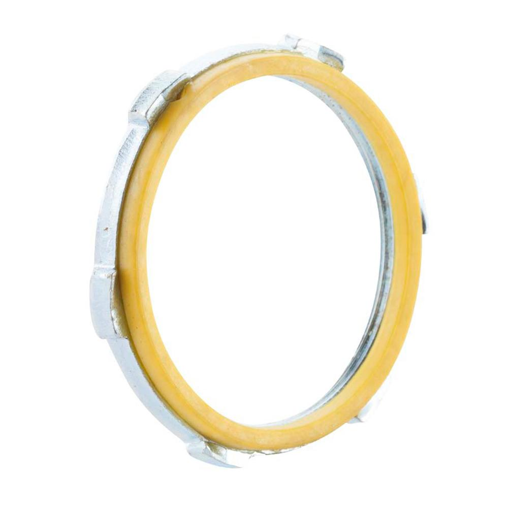 Halex 1-1/2 in. Rigid Sealer Conduit Locknuts (2-Pack)