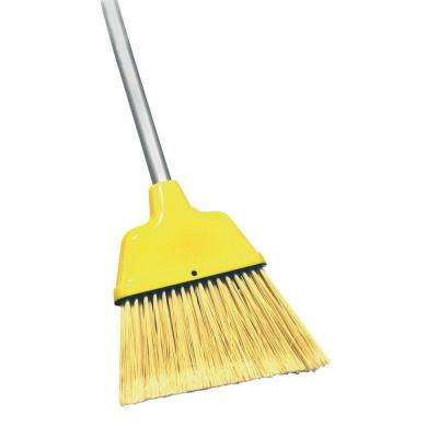 10.2 in. Angle Broom