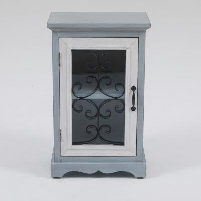Gray Haven Cabinet