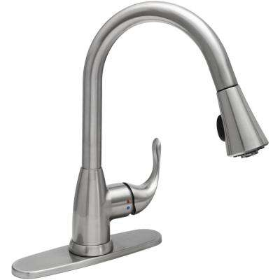 Pull Down Faucets Kitchen Faucets The Home Depot