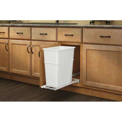 30 Qt.. Pullout Waste Container