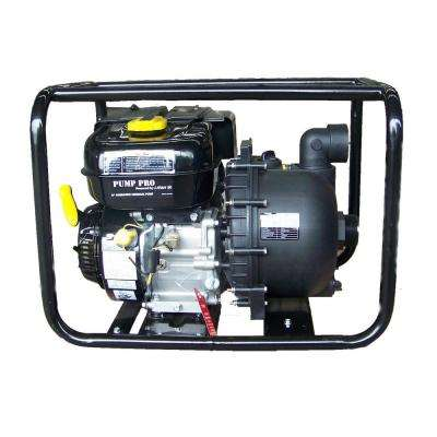 2-1/2 HP Chemical/Corrosive Gas Powered Water Pump