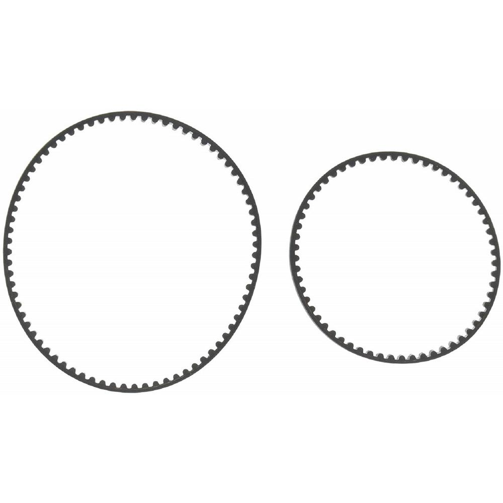 25a0cfdb531 Think Crucial. Belt Kit Replacement for Bissell ProHeat 2X Part 203-6688  and 203-6804 (2-Pack)