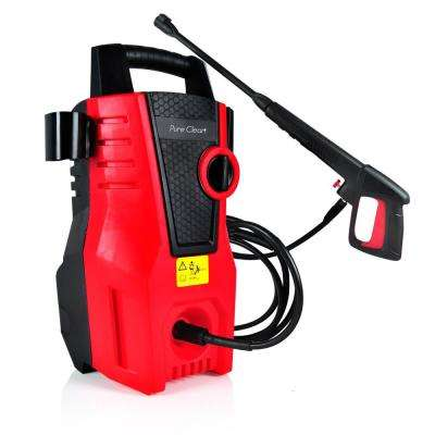 500 PSI 1.8 GPM Compact Electric Pressure Washer