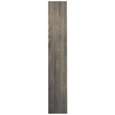 Tivoli II Silver Spruce 6 in. x 36 in. Peel N Stick Vinyl Plank Flooring (15 sq. ft./case)
