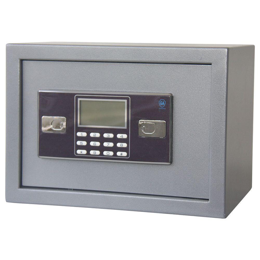 Stalwart 0.6 cu. ft. Digital Lock Gun and Valuables Safe