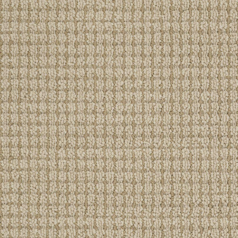Martha Stewart Living Gloucester Hill - Color Natural Twine 6 in. x 9 in. Take Home Carpet Sample