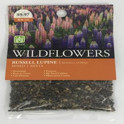 Russell Lupine Mixed Seed