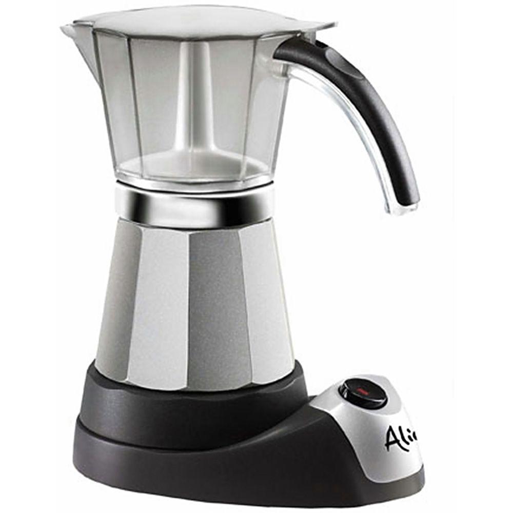 Alicia Delonghi Electric Coffee Machine