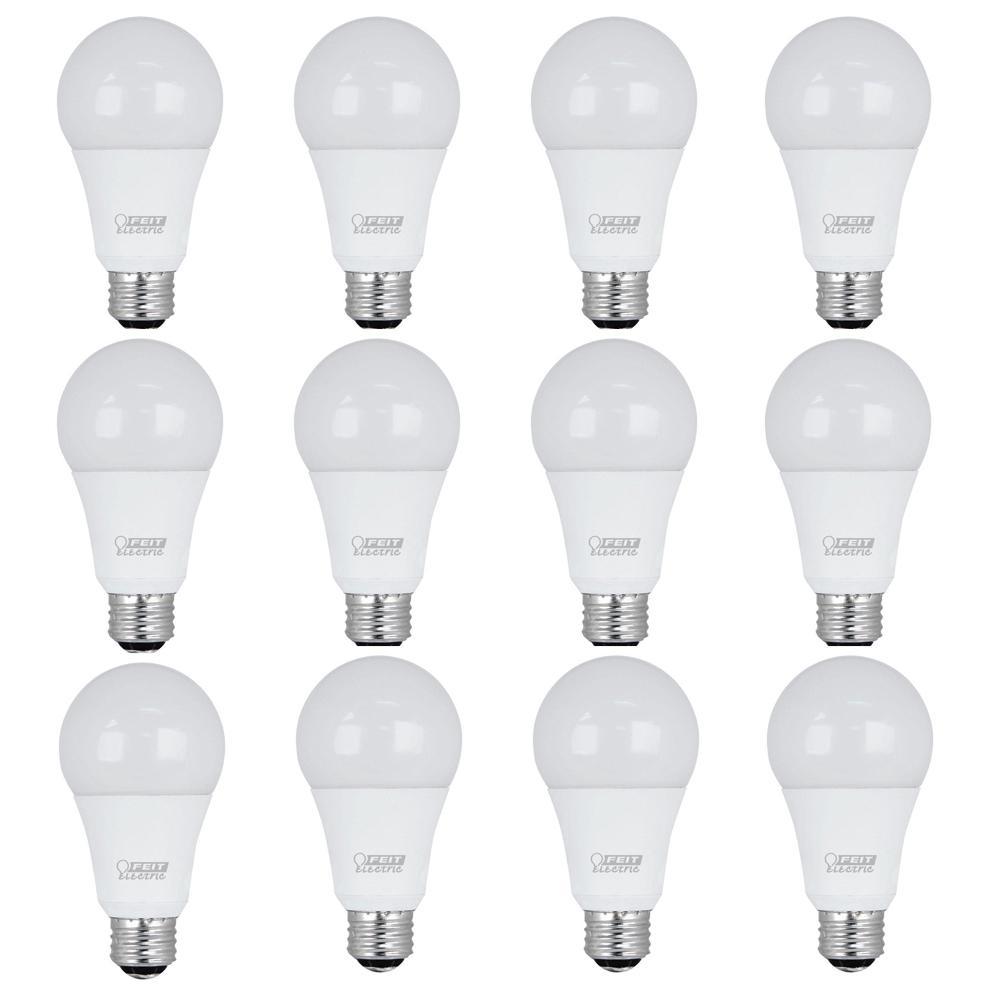 30/70/100-Watt Equivalent A21 LED 3-Way Light Bulb Soft White (Case of