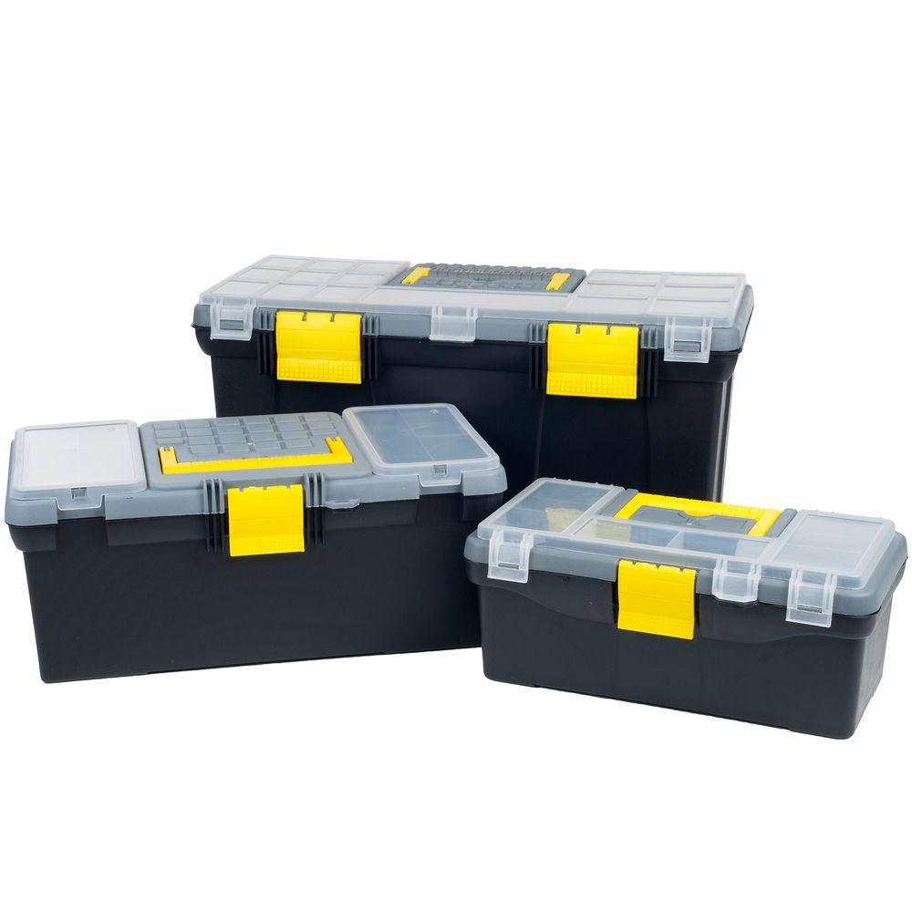parts and crafts 3in1 storage tool box