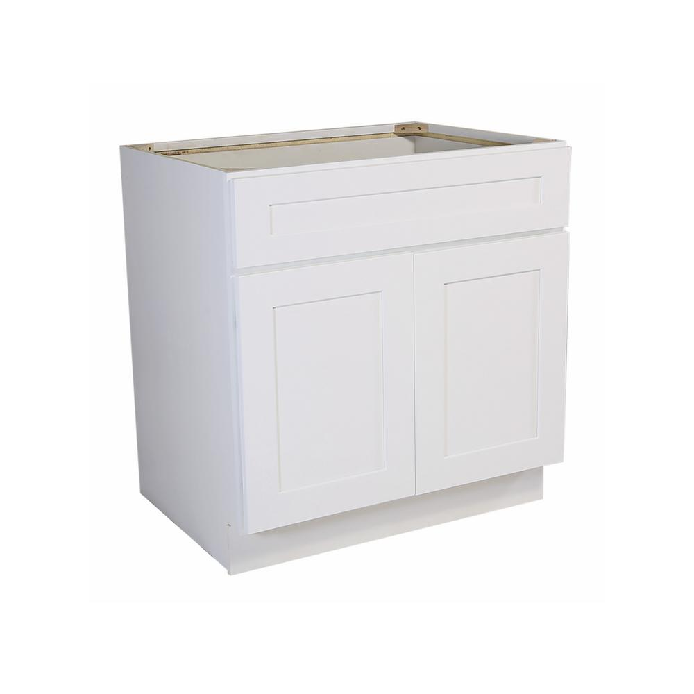 Superbe Design House Brookings Ready To Assemble 48 X 34.5 X 24 In. Base Cabinet  Style